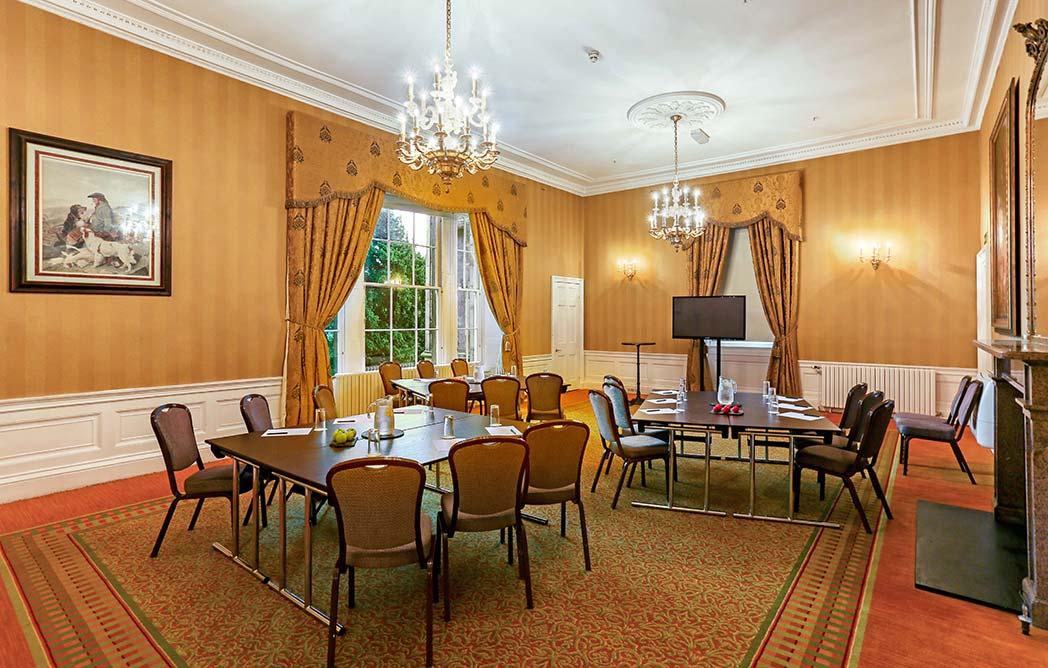 Marriott Dalmahoy Hotel & Golf Course - Scotland Conferencing